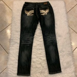 Almost Famous Skinny Jeans Size 11